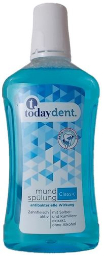 today dent. - mundspülung - Classic - 500 ml